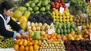 frutas Perú