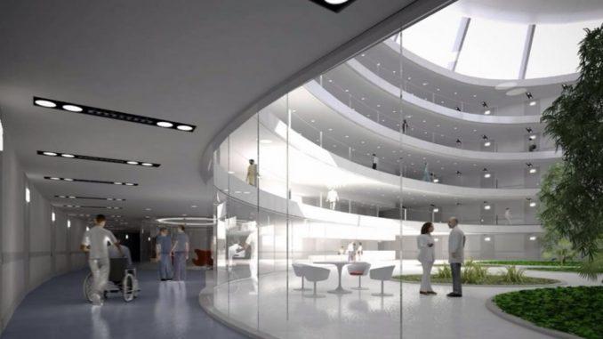 Interior Hospital Collado-Villalba